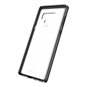 EFM Aspen Clear D3O Case Armour Samsung Galaxy Note 9 - Clear/Black