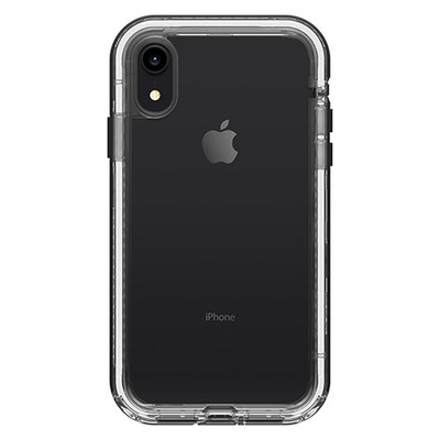 LifeProof NEXT Case iPhone XR - Black Crystal
