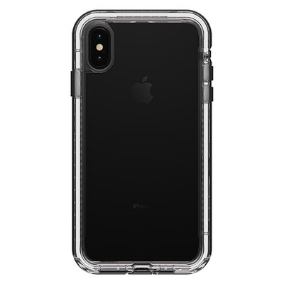 LifeProof NEXT Case iPhone Xs Max - Black Crystal