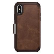 OtterBox Strada Wallet Case iPhone X/Xs - Espresso