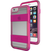 Pelican VOYAGER Case iPhone 6/6S - Clear/Pink