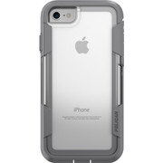 Pelican VOYAGER Case iPhone 7 - Clear/Grey