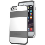 Pelican VOYAGER Case iPhone 6+/6S+ Plus - White/Grey