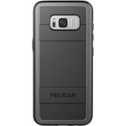 Pelican PROTECTOR Case Samsung Galaxy S8 - Black/Grey