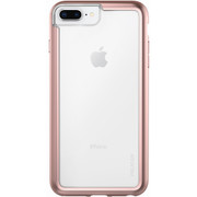 Pelican ADVENTURER Case iPhone 8+/7+/6+/6S+ Plus - Clear/Metallic Rose Gold