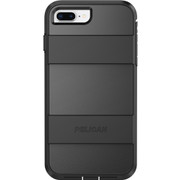 Pelican VOYAGER Case iPhone 8+/7+/6+/6S+ Plus - Black