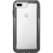 Pelican VOYAGER Case iPhone 8+ Plus - Clear/Grey
