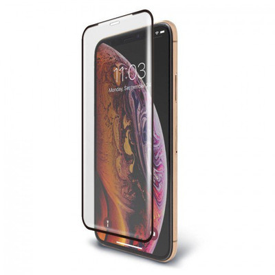 BodyGuardz Pure 2 Edge Tempered Glass iPhone X/Xs