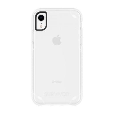 Griffin Survivor Strong Case iPhone XR - Clear