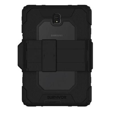 Griffin Survivor All Terrain Case Samsung Galaxy Tab S4 - Black