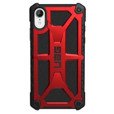 UAG Monarch Case iPhone XR - Crimson