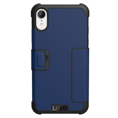 UAG Metropolis Folio Case iPhone XR - Cobalt
