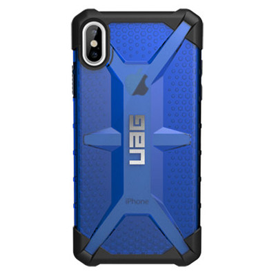 UAG Plasma Case iPhone Xs Max - Cobalt