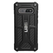 UAG Monarch Case Samsung Galaxy S10+ Plus - Carbon Fiber