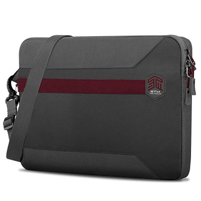 "STM Blazer 13"" Laptop Sleeve 2018 - Granite Grey"