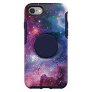 OtterBox Otter + Pop Symmetry Case iPhone 8/7 - Blue Nebula