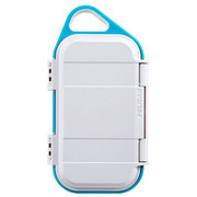 Pelican G40 Personal Utility Go Case - White/Aqua