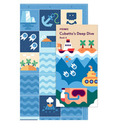 Primo Toys Adventure Pack Map and Story Book - Ocean