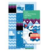 Primo Toys Adventure Pack Map and Story Book - Polar Ice