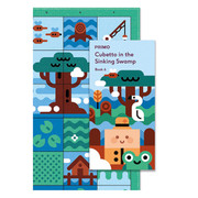 Primo Toys Adventure Pack Map and Story Book - Swamp