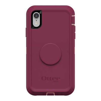 OtterBox Otter + Pop Defender Case iPhone XR - Fall Blossom