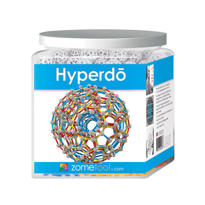 Zometool Project Kit - The Hyperdo