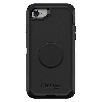 OtterBox Otter + Pop Defender Case iPhone 8/7 - Black