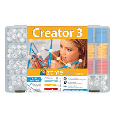 Zometool System Kit - Creator 3