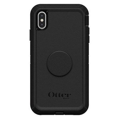 OtterBox Otter + Pop Defender Case iPhone Xs Max - Black