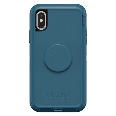 OtterBox Otter + Pop Defender Case iPhone X/Xs - Winter Shade