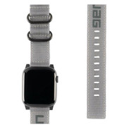 "UAG Apple Watch 40""/38"" Nato Strap - Grey"