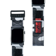 "UAG Apple Watch 44""/42"" Active Strap - Midnight Camo"