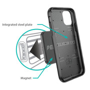 Pelican PROTECTOR with Vent Mount Case iPhone 11 - Black