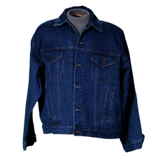 Embossed Men's Jacket
