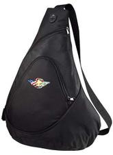 Honeycomb sling pack