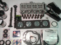 2006-2008 CBR 1000 RR Stage 4 Engine Build 205-215HP