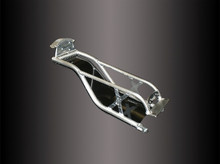 Hayabusa Aluminum Cut Seat Rail Prostreet Subframe  Fits 99-15 Hayabusa Works with Catalyst 08-09 hayabusa 12 over prostreet tail  Features:  Tig welded in fixture All aluminum construction Black aluminum back panel Includes Zuse springs. Dzuse fastners not included, sold separtately Item #: 914