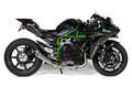Slash Cut Full System   Ninja H2 (15-17)