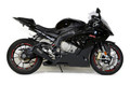 Alien Head 2 Full System Black   14'' Muffler S1000RR/R (15-16)