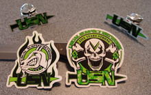 USN Sticker Set by Starlingear