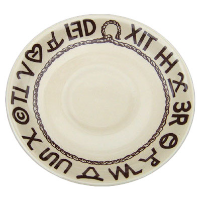 Rodeo Saucer 6-inch