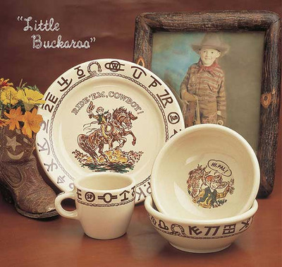 Little Buckaroo Chuck Set 3 piece