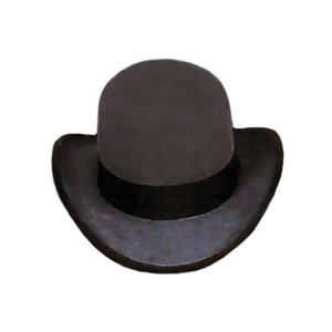 Steel Gray Derby Custom Cowboy Hat