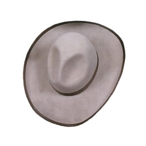 Montana Pinch Custom Cowboy Hat