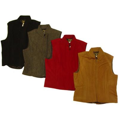 Western Wool  Sierra Vest Women
