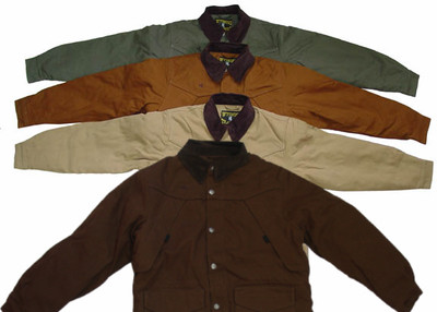 Wyoming Traders Canvas Ranch Coat  Men's