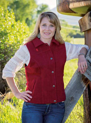 Wyoming Traders Women's Montana Vest