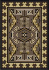 American Dakota's Cabin Collection Trader Blanket