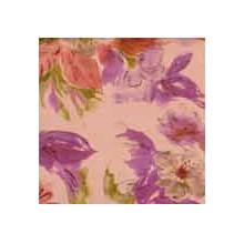 Wild Rag Charmeuse Prints Spring Blush Pink