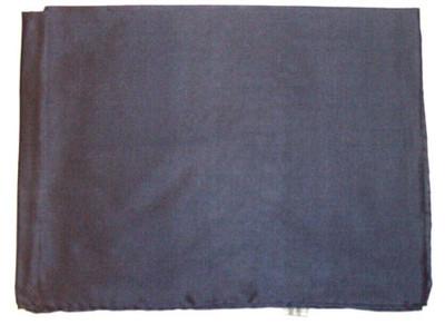 Wild Rag Silk Scarf 42 Inch Solid Charcoal